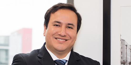 Gustavo Escudero (PhD student within Deakin's Centre for Supply Chain and Logistics (CSCL))