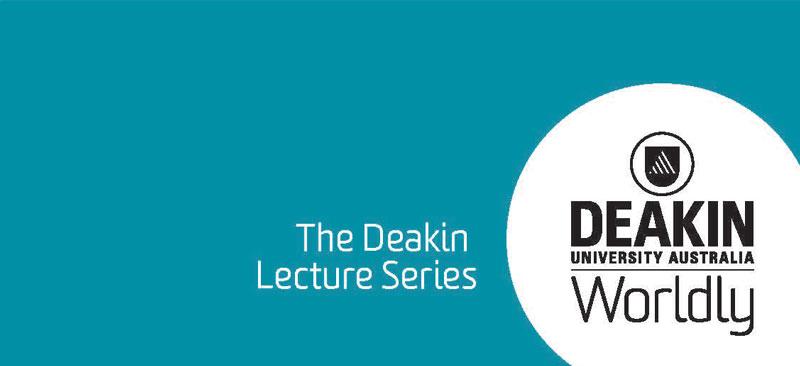 Deakin Lecture Series Logo