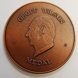 Geoff Wilson Medal