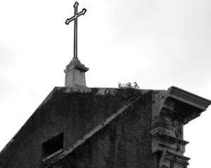 Image of church steeple obtained under creative commons license
