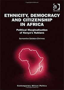 Ethnicity, Democracy and Citizenship in Africa