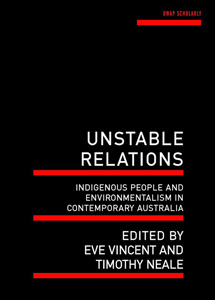 Book cover of Unstable Relations