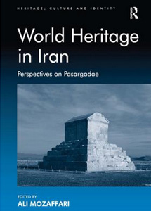 Book cover of World heritage in Iran perspectives on pasargadae