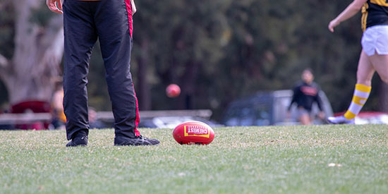 Deakin study shows best and worst years for AFL player