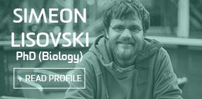 Simeon Lisovski student profile