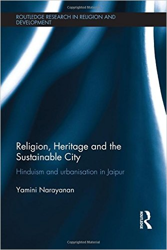 Religion, Heritage and Sustainable City Cover
