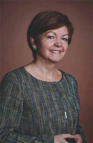 Jane den Hollander, Vice-Chancellor, Deakin University