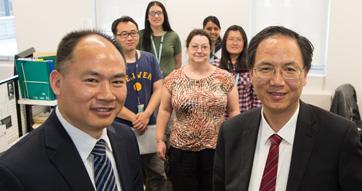 An image of Prof Kangdong Liu
