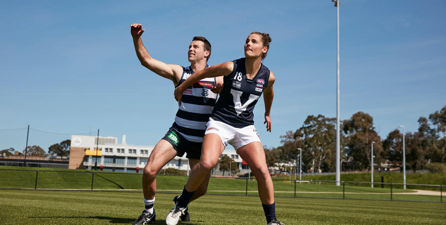 sport at deakin sport facilities elite AFL