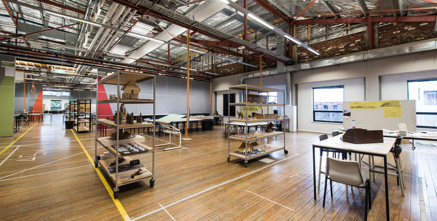 Collective approach to study Deakin facilities 2