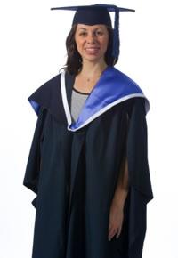 Graduate Diploma regalia