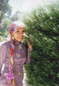 Portrait of Nazariah Salu Palar