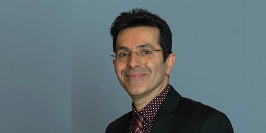 Alfred Deakin Professor Saeid Nahavandi