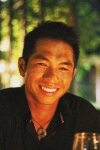 Portrait of Mark Hui