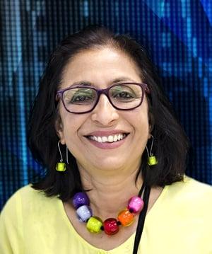 An 'Australian' STEM hero, Professor Svetha Venkatesh.