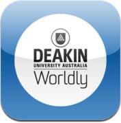 DeakinMobile app logo