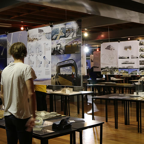 Paperspace - Deakin's annual Architecture exhibition