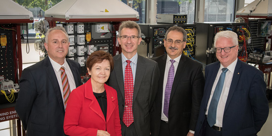 $30 million microgrid research platform announced at Deakin