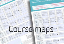 Course maps button