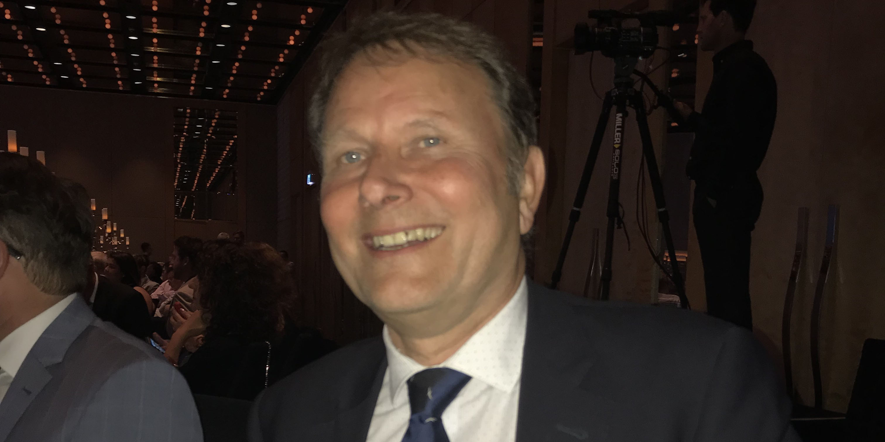 Deakin maritime expert honoured with shipping industry award