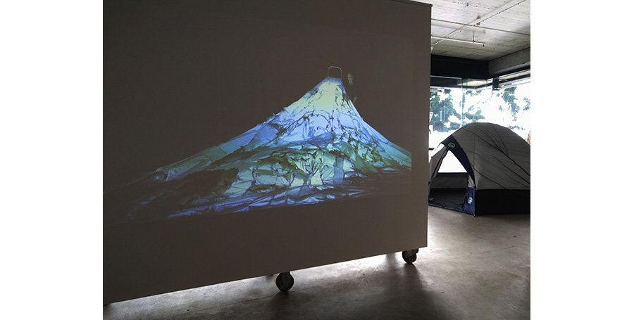 Provocations, an exhibition held at the Project Space in 2019