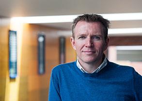 Dr Colin Higgins