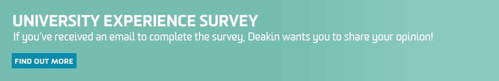 University Experience Survey.
