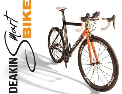 Deakin University's Smart Bike project