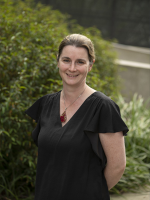 Associate Professor Rebecca Lester, Director of Deakin's Centre for Regional and Rural Futures.