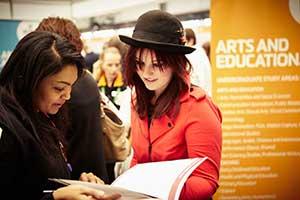 Study Overseas expo