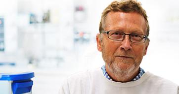 An image of Professor Soren Alexandersen, Director GCEID
