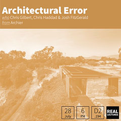 Real Lectures T2 2015