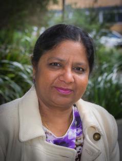 Profile image of Usha Manchanda Rodrigues